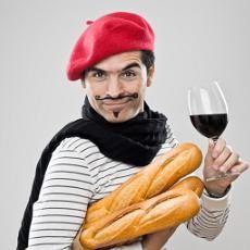 Franzosen klischees Wie sehen